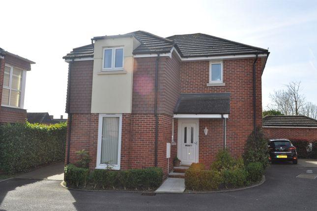 Thumbnail Detached house for sale in Wickham Court, Totton, Southampton