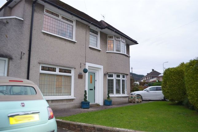 Thumbnail Detached house for sale in Danygraig Drive, Talbot Green, Pontyclun, Mid Glamorgan