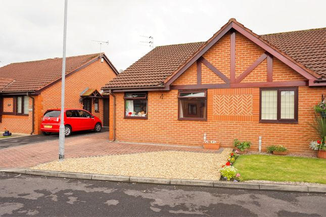Thumbnail Semi-detached bungalow for sale in Moor Close, Southport