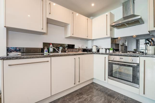 Kitchen of The Crescent, Plymouth PL1