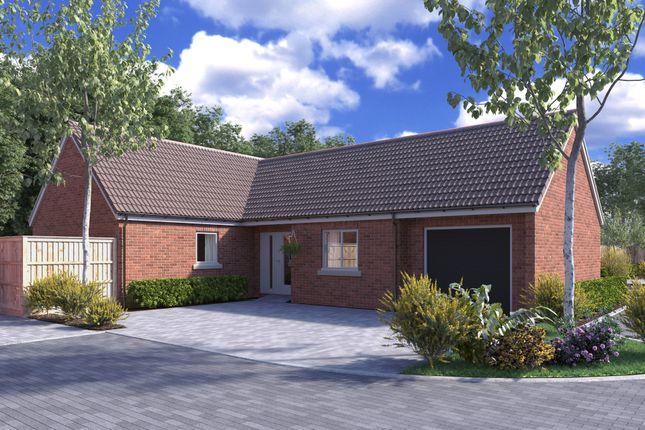 Detached bungalow for sale in The Oaks, Beaumont Road, Great Oakley, Harwich