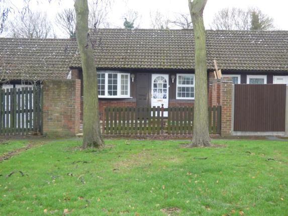 Thumbnail Bungalow for sale in Hills Close, Great Linford, Milton Keynes, Bucks