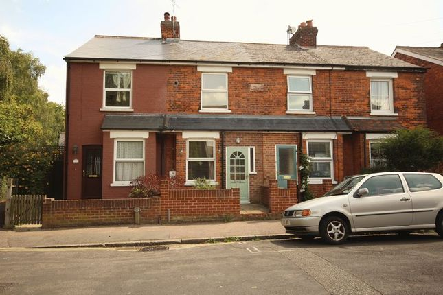 Thumbnail Terraced house to rent in Sussex Road, Tonbridge