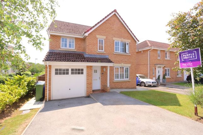 Thumbnail Detached house for sale in Bayleyfield, Hyde