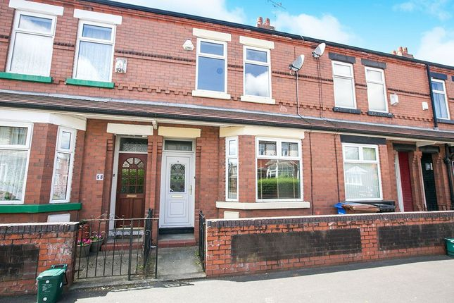 Thumbnail Terraced house for sale in Thornley Lane North, Reddish, Stockport