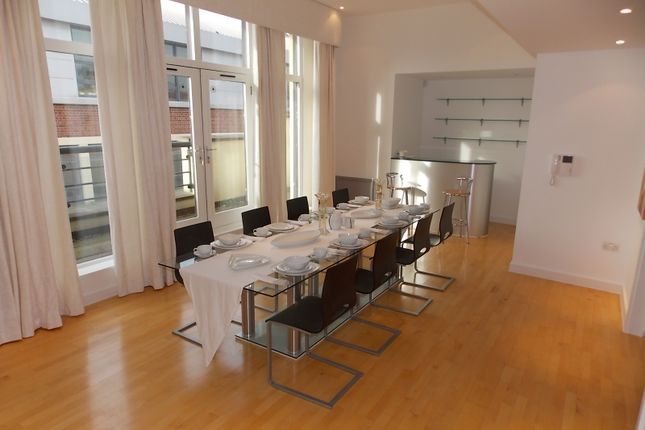 Thumbnail Duplex to rent in Colton Street, Leicester