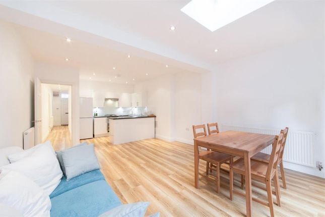 Thumbnail Flat to rent in Birchington Road, London