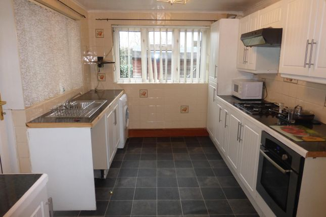 Thumbnail Terraced house to rent in Thackeray Road, Hartlepool