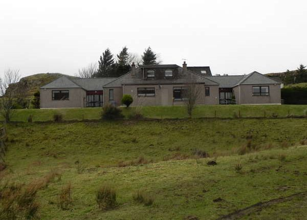 Thumbnail Detached house for sale in Coillore Farm House, Struan, Isle Of Skye
