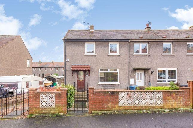 Thumbnail End terrace house for sale in Kilmundy Drive, Burntisland, Fife