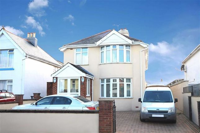 Thumbnail Detached house for sale in Great Rea Road, Wall Park, Brixham