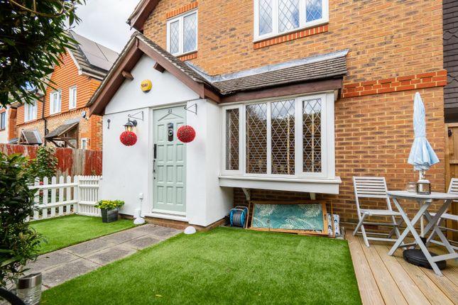 1 bed semi-detached house for sale in Sevenoaks Close, Sutton SM2