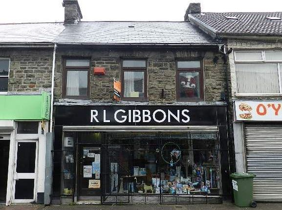 Retail premises for sale in Tylacelyn Road, Penygraig