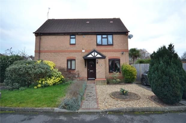 Thumbnail End terrace house for sale in Drovers End, Fleet, Hampshire