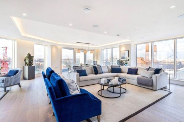 Thumbnail Flat for sale in The Tower, Chelsea Creek, London