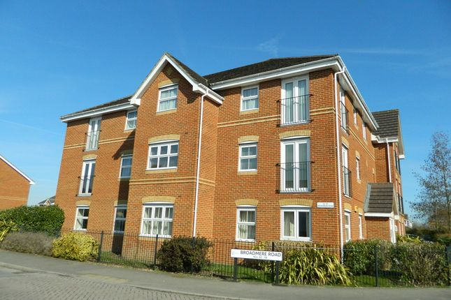 Thumbnail Flat to rent in Broadmere Road, Beggarwood