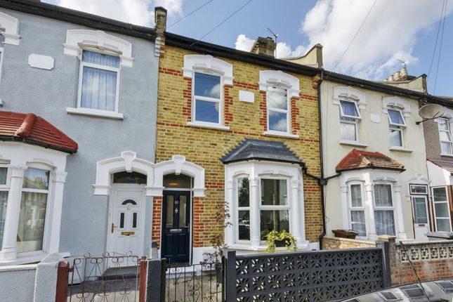 3 bed terraced house for sale in Pearcroft Road, Leytonstone, London