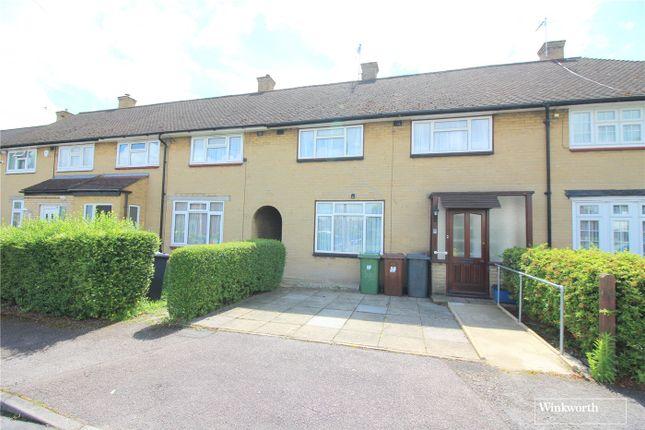 Thumbnail Terraced house for sale in Barton Way, Borehamwood