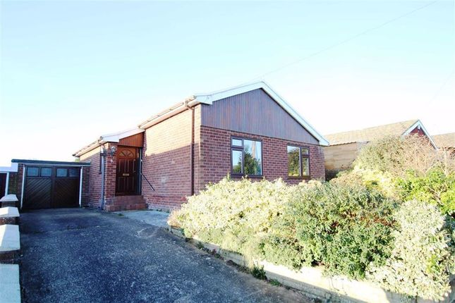 Thumbnail Detached bungalow for sale in Fifth Avenue, Flint, Flintshire