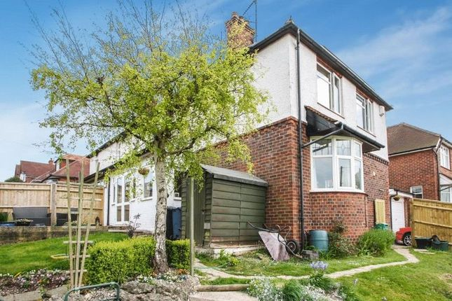 Thumbnail Semi-detached house for sale in West Drive, High Wycombe