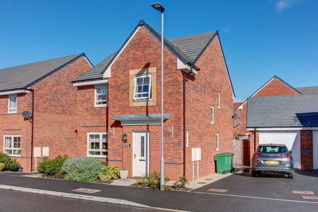 4 bed detached house for sale in Princethorpe Street, Norton, Bromsgrove B61