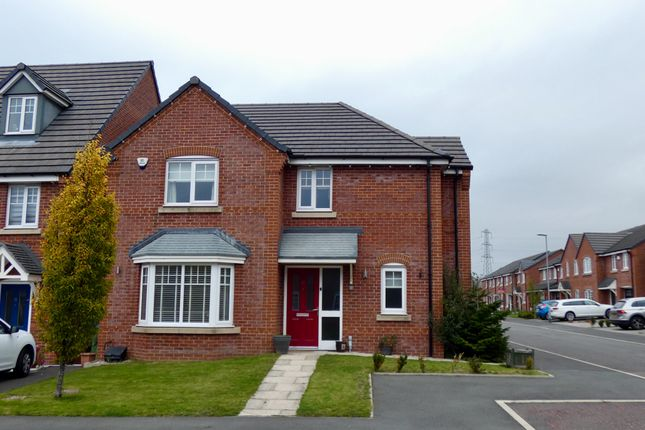 Thumbnail Detached house for sale in Gort Way, Heywood