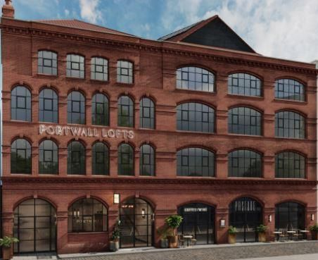 Thumbnail Office to let in Portwall Lofts, 1-2 Portwall Lane, Redcliff, Bristol, South West