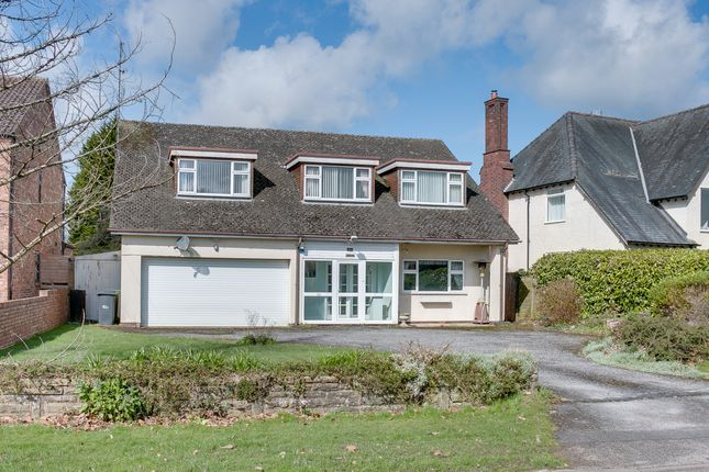 Thumbnail Detached house for sale in Feckenham Road, Headless Cross, Redditch