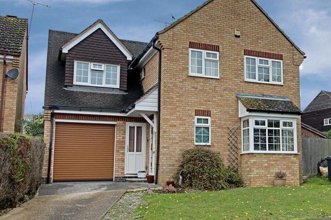 Thumbnail Detached house for sale in Edmonds Drive, Stevenage