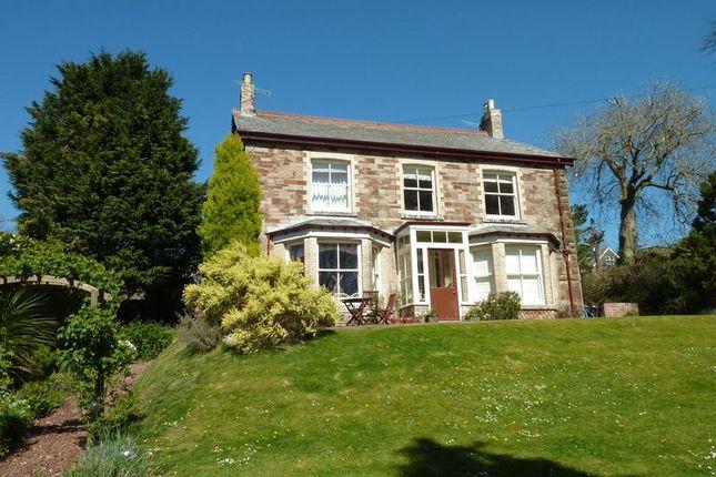 Thumbnail Detached house for sale in Pound Lane, Bodmin