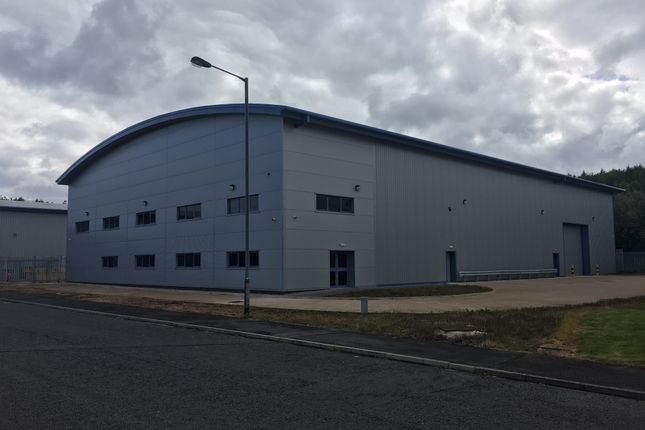 Thumbnail Industrial for sale in Regents Drive, Low Prudhoe Industrial Estate, Prudhoe