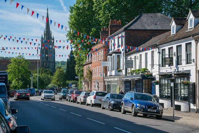 Image Of Marlow High Street