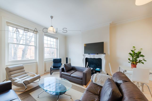 Thumbnail Flat to rent in Aberdare Gardens, South Hampstead