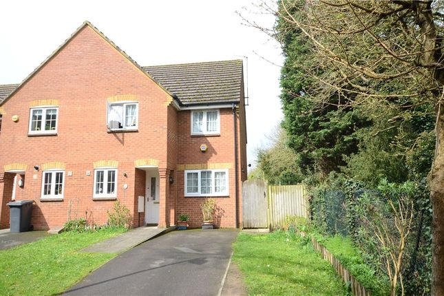 4 bed end terrace house for sale in Swallows Croft, Reading, Berkshire