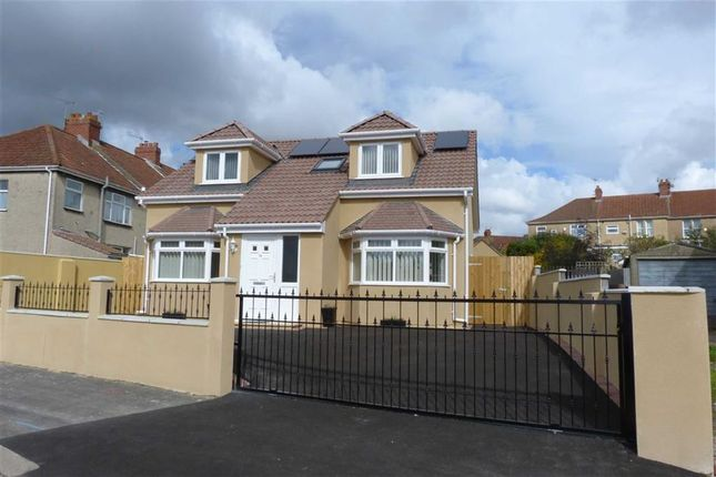 2 bed detached bungalow to rent in Stoneleigh Crescent, Knowle, Bristol