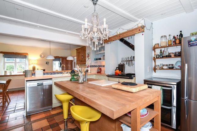 Thumbnail End terrace house for sale in Gravel Walk, Faringdon