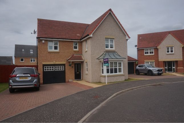Thumbnail Detached house to rent in Cairncross Place, Coatbridge