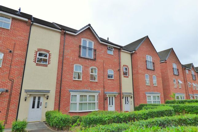 Thumbnail Flat to rent in Archers Walk, Trent Vale, Stoke-On-Trent