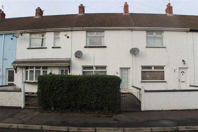 2 bedroom terraced house for sale in Beechwood Gardens, Bangor