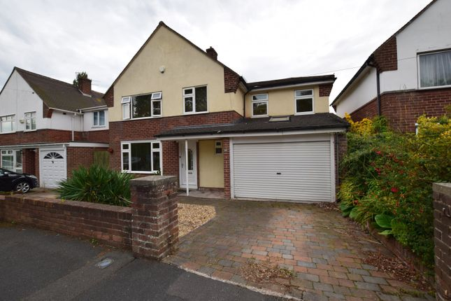 Thumbnail Detached house for sale in Wirral Gardens, Bebington