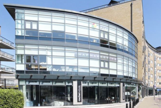 Thumbnail Office to let in Omega House, Omega Building, Smugglers Way, London