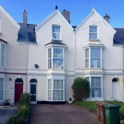 Thumbnail Terraced house for sale in North Hill, Plymouth, Devon