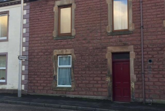 Thumbnail Flat to rent in North Bridge Street, Crieff