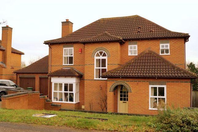 Thumbnail Property to rent in Dunchurch Dale, Walnut Tree, Milton Keynes