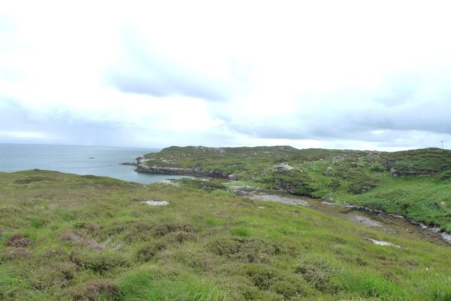 Thumbnail Land for sale in Croft 1 Quidinish, Isle Of Harris