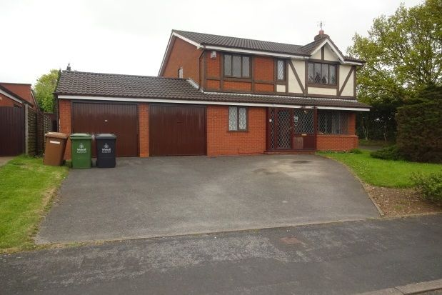 Thumbnail Property to rent in Bluebell Road, Walsall Wood, Walsall