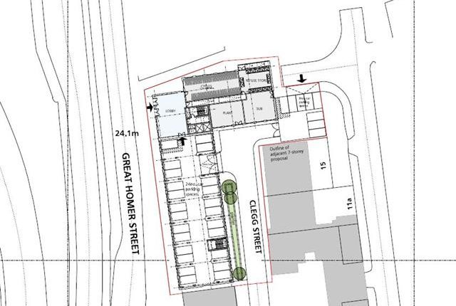 Thumbnail Commercial property for sale in Clegg Street, Liverpool