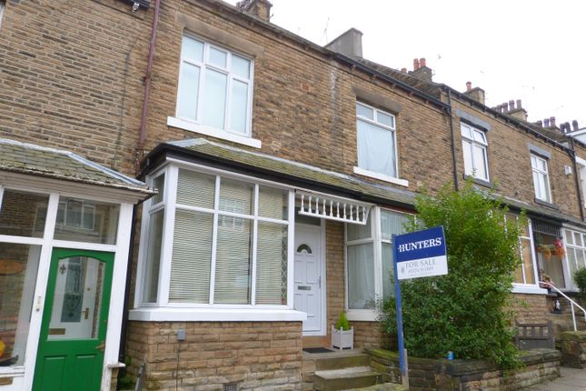 4 bed terraced house for sale in Norwood Road, Shipley