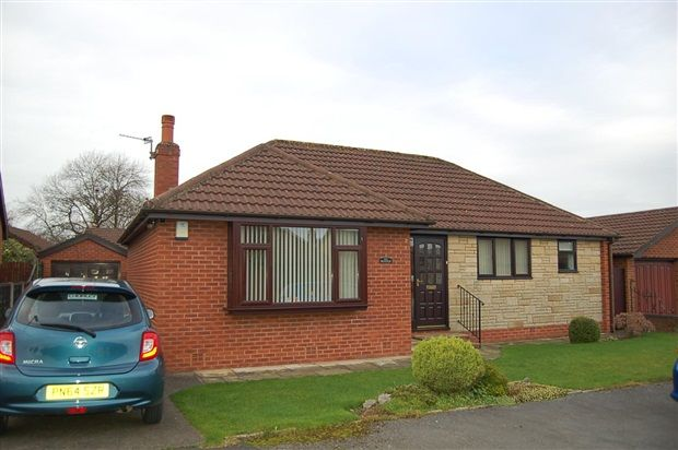 Thumbnail Bungalow for sale in Winchester Way, Preston