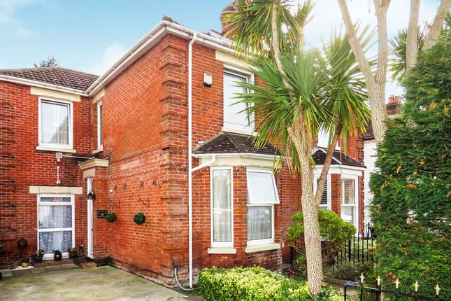 Thumbnail Semi-detached house for sale in Shirley Park Road, Shirley, Southampton